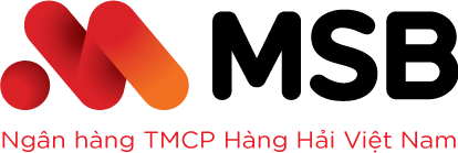 Logo Ngan hang MSB